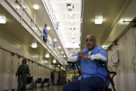 health care costs rising  calif prison population ages