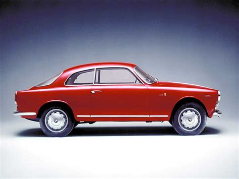 1954 Alfa Romeo Giulietta Sprint Pictures, History, Value