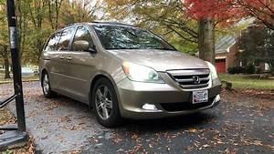2005-07 Honda Odyssey Led Conversion
