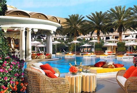 The Most Relaxing Pools In Las Vegas