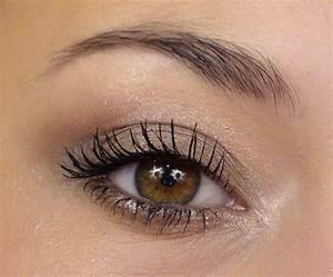Maquillage Pour Yeux Marron : comment se maquiller les yeux marron simplement ~ Carolinahurricanesstore.com Idées de Décoration