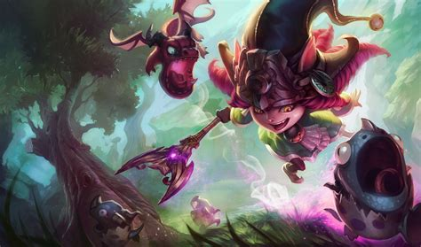 Anime League Of Legends Wallpaper - lulu league of legends wallpaper zerochan anime image
