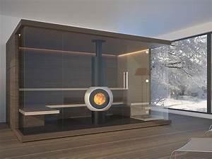 constructeur de sauna traditionnel en nord pas de calais With sauna exterieur avec poele a bois
