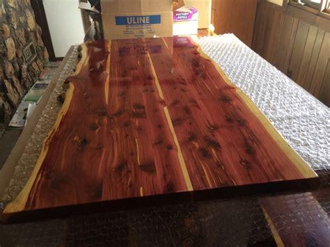 desk top  cedar furniture lodge  lumberjockscom