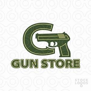 55+ Best Gun Logo Designs - TechClient