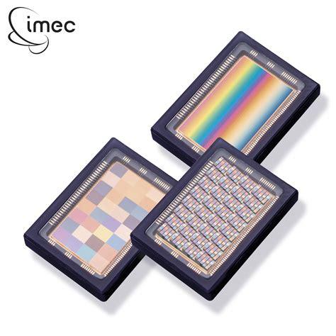 Image Sensor - imec introduces new snapshot hyperspectral image sensors