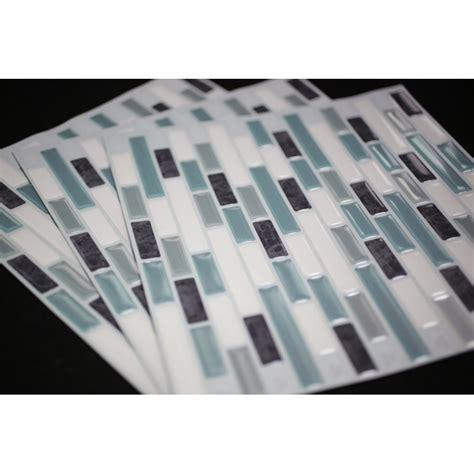 chrome turquoise glitter white grey luxury  gel mosaic tile wall transfer