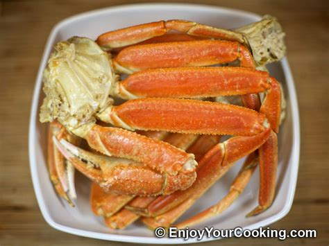 how to boil frozen snow crab legs boiled snow crab legs with old bay seasoning recipe my homemade food recipes tips