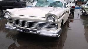 1957 Ford Fairlane Retractable Top