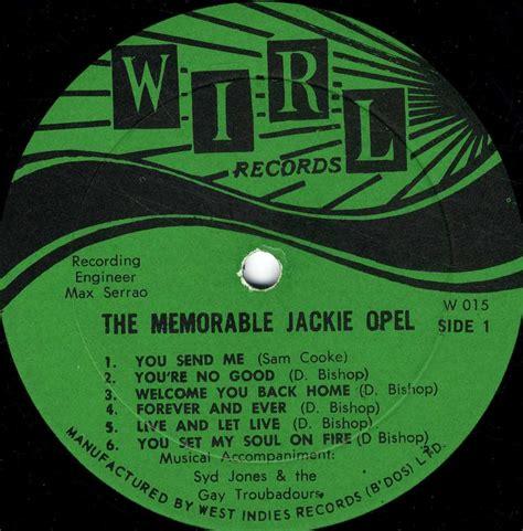 Jackie Opel by Lp Vinyl Shm Records