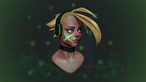 Xbox Girl By Floreum On Newgrounds