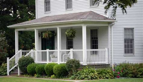 cost of adding a front porch front porch additions hip roof how front elevation can