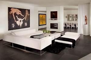 Modern Minimalist Interior - Decosee com