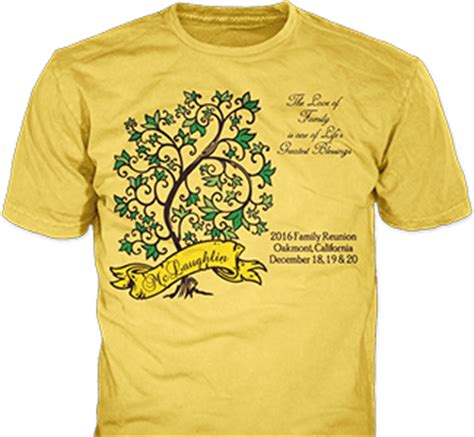 family reunion t shirt designs family reunion custom t shirts classb 174 custom t shirts