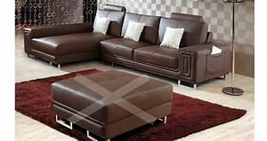 canape angle contemporain maison design wibliacom With tapis de course pas cher avec changer cuir canapé
