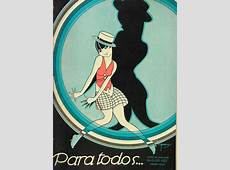 Para Todos Covers Brazil's Gorgeous 1920s Art Deco Style
