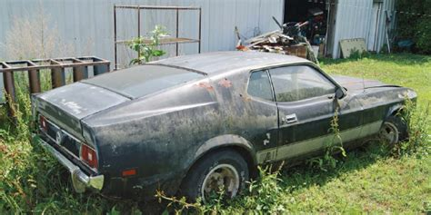 amazing barn finds lucky tale of a barn find quarto drives