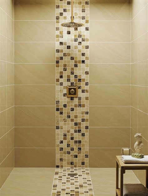 mosaic bathroom floor tile ideas 17 best ideas about shower tile designs on bathroom tile designs shower niche and