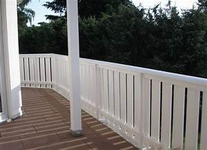 Sg hausoptimierung balkone terrassen for Terrassen geländer holz