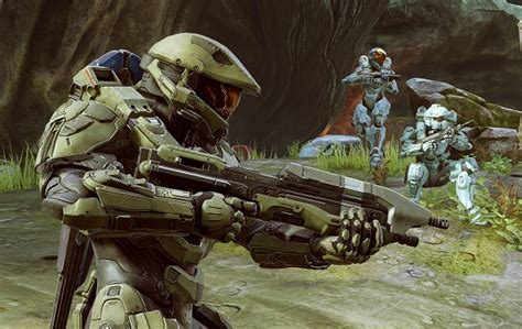 Halo 5 Guardians Pc Set To Get Forge Tools June Expansion