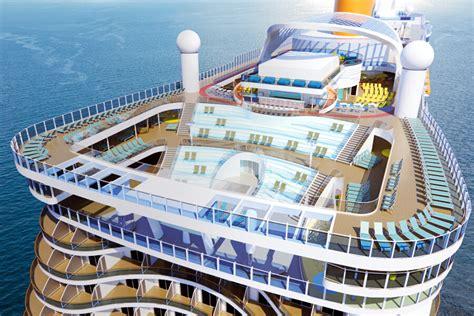 costa cruceros presenta los primeros detalles de su nuevo