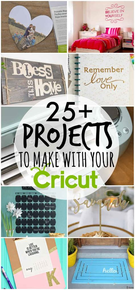 cricut fabulous cricut projects