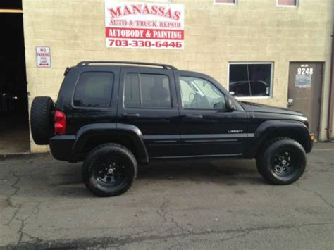 used jeep liberty interior buy used 2004 jeep liberty renegade sport utility 4 door 3