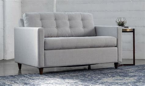 Small Loveseat Sofa by The Best Sleeper Sofas For Small Spaces Apartment Therapy