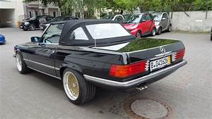 Mercedes 560 Sl : mercedes 560 sl r107 w107 h zulassung klassiker bbs ~ Melissatoandfro.com Idées de Décoration