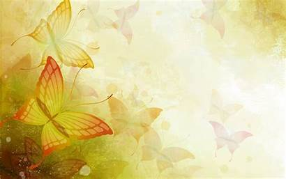 Powerpoint Butterfly Background Wallpapers Backgrounds Baltana