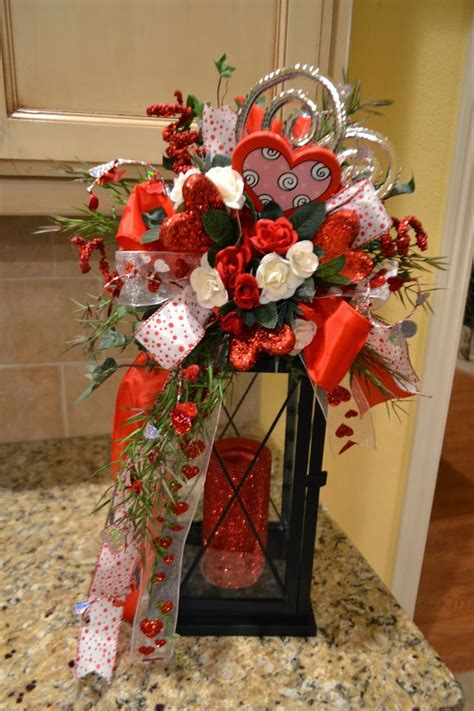 kristens creations valentine lantern swags tassels