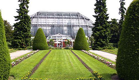 Botanischer Garten Berlin Praktikum by Botanische Anlagen Land Berlin