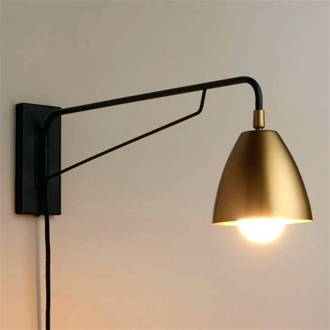 wall mounted l with cord bronze lights indoor mount