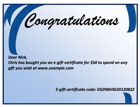 congratulations certificate templates sample templates