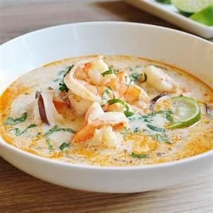 coconut milk soup recipe thai
