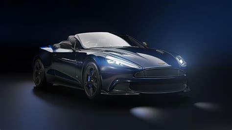 Aston Martin To Make 12 Vanquish S Volante Tom Brady