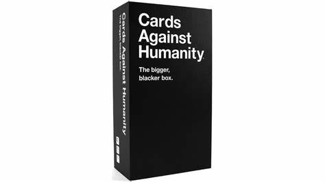 Maybe you would like to learn more about one of these? Buy Cards Against Humanity Bigger Blacker Box | Harvey Norman AU