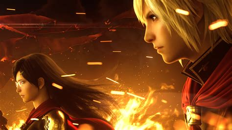final fantasy type  hd review winds  change polygon