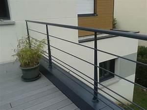 Garde Corp Terrasse : garde corps terrasse ~ Melissatoandfro.com Idées de Décoration
