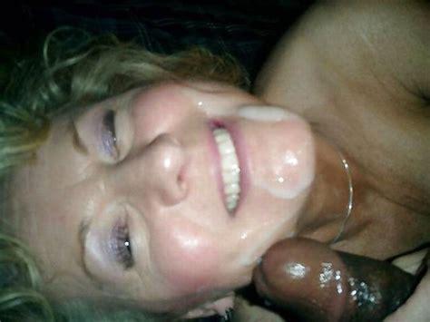 Photo Bbc Oral Cumshot With Mature Blonde Wife