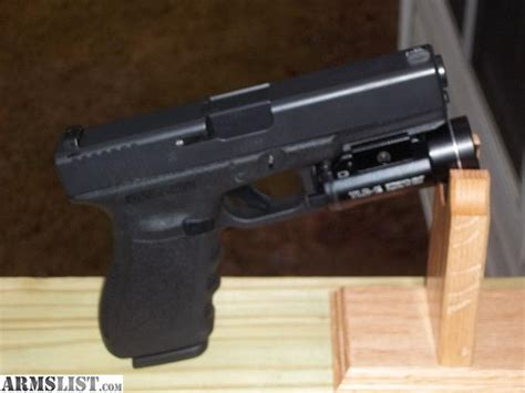 glock 19 strobe light armslist for sale trade glock 21 chambered in 45 cal