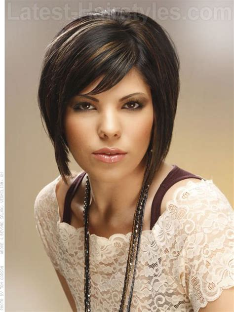 Dramatic Hairstyles by Dramatic Bob Hairstyle 13 Sensational Hairstyles