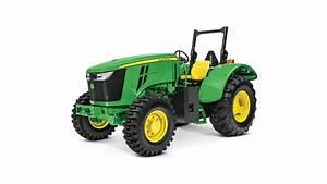 John Deere 5105ml Utility Tractor Maintenance Guide