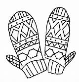 Mitten Coloring Clipart Mittens December Clip Advanced Cliparts Drawing Advent Wikiclipart Clipartmag Popular Coloringhome Related sketch template