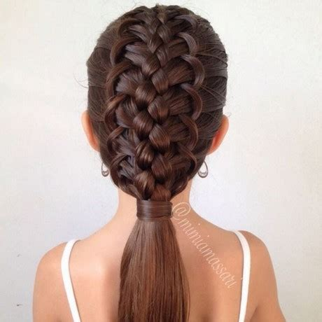 really cool braids for hair