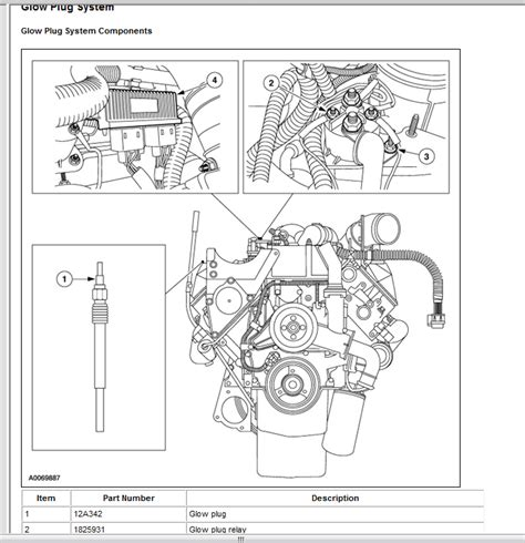 Top Engine Wiring Diagram For Ford Turbo Diesel