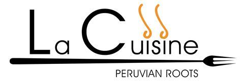 logo de cuisine lacuisine peruvian cuisine naples naples florida best peruvian restaurant