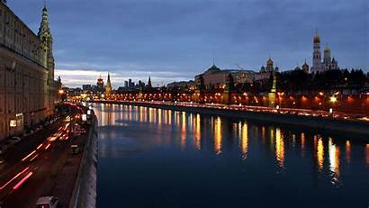 Russia Night Moscow 1920 1080 Wallpapers Themes