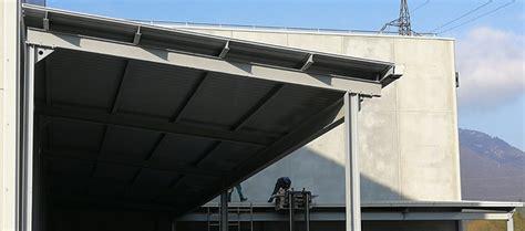 lamiere per tettoie carpenteria per architettura cif carpenteria brescia