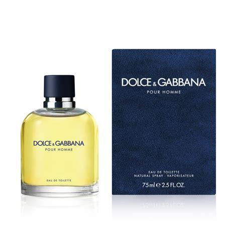 dolce gabbana pour homme eau de toilette spray 75ml feelunique